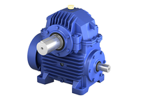 HEDCON Worm Gear Reducer_Horizontal Lower Worm