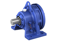 CYCLO Drive Reducer_Horizontal_Foot Mount