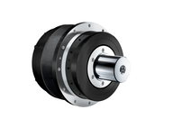 F3C-A Cylindrical gear with output shaft; taper roller bearings