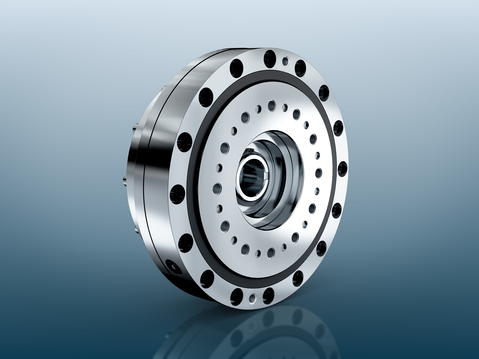 F1C-A Gearbox with integrated cross roller bearing
