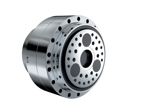 F4CF-UA with integrated angular ball bearings Flange housing