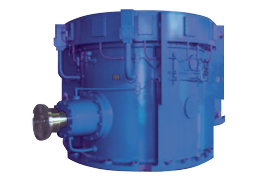 Gearbox for Mill