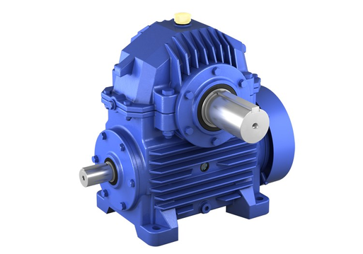 HEDCON Worm Gear Reducer_Horizontal Lower Worm_B