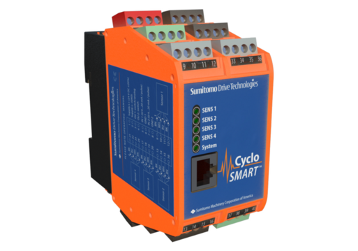 Cyclo Smart condition monitoring system