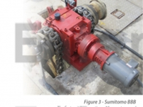 Sumitomo drive BBB in waste water application